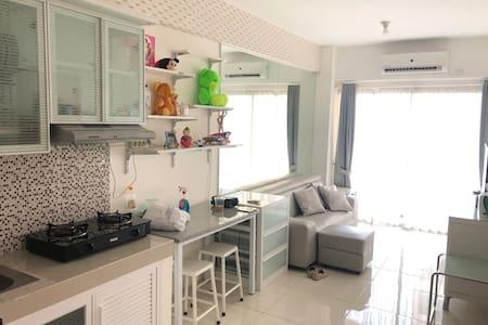 CozynClean 2 Bedrooms Apartment in West Surabaya