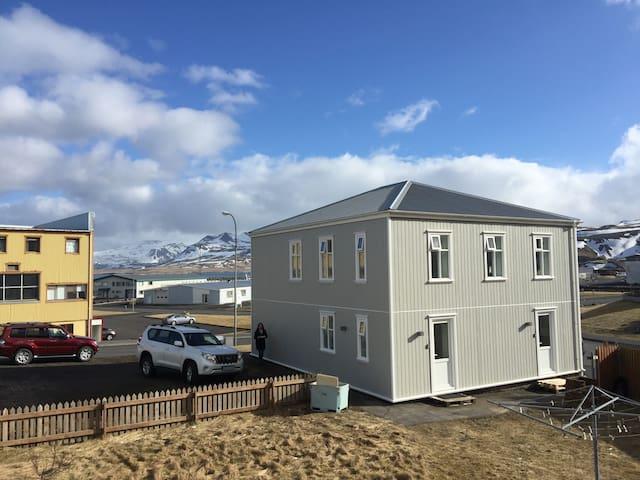 Ólafsvík Apartments, renovated apartment A
