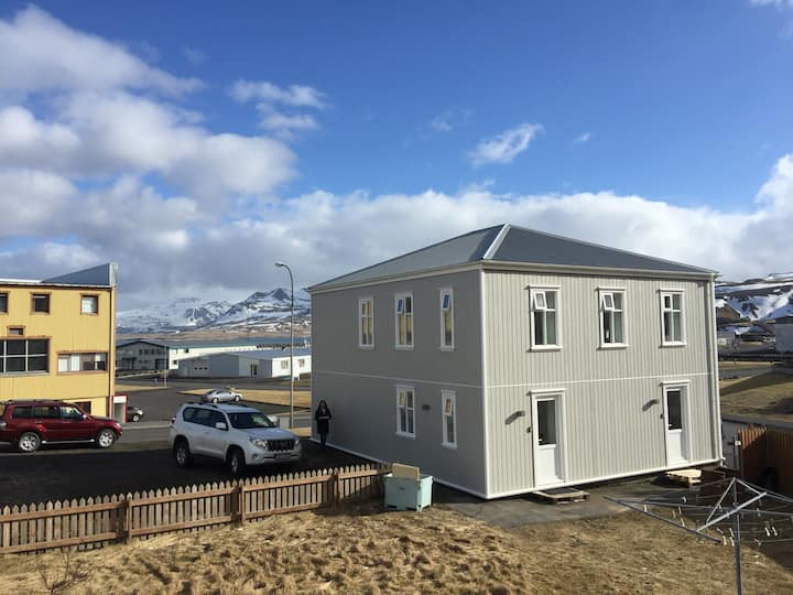 Ólafsvík Apartments, renovated apartment A