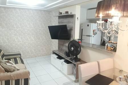 Apartamento Aconchegante e de Fácil Acesso