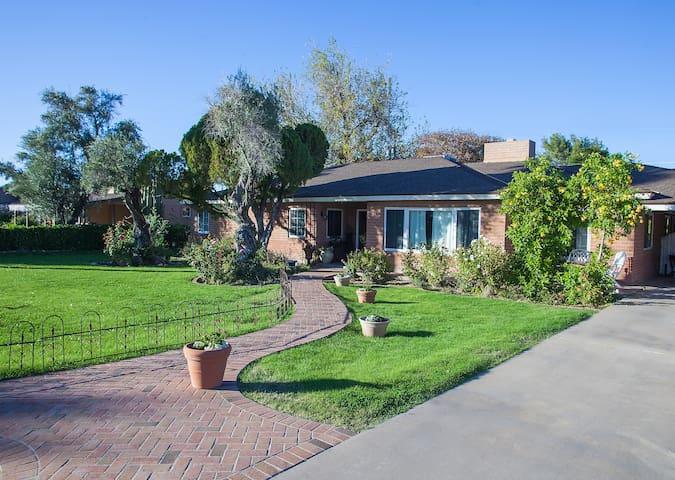 Charming Home in Prestigious Biltmore/Arcadia Area