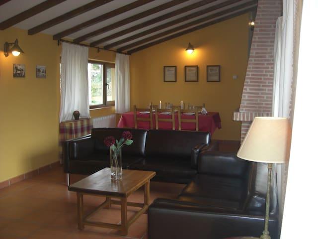 Casa rural el Torreón I  (8px)- Sierra de Gredos - Hoyos del Espino - Chalupa