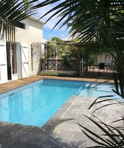 Grande villa à Manapany les Bains - Saint joseph