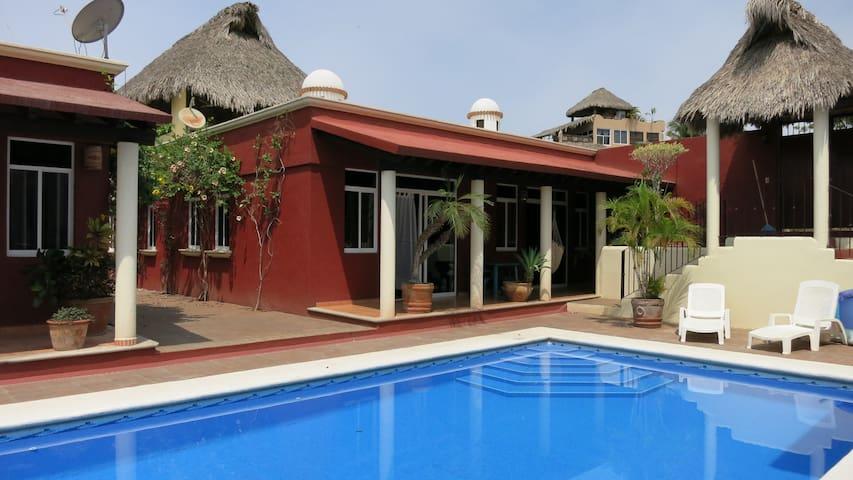 Casa Susana - Puerto Escondido - Huis