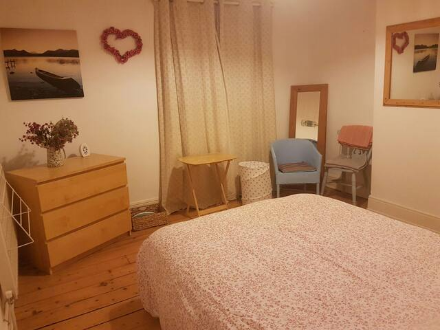 Large double room in house nr beach - Cleethorpes - Haus