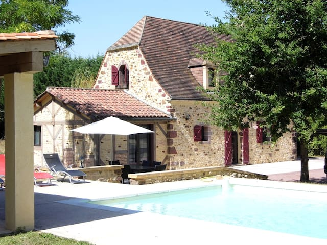 Perfect for Two - perfect for more! - Larzac - Casa