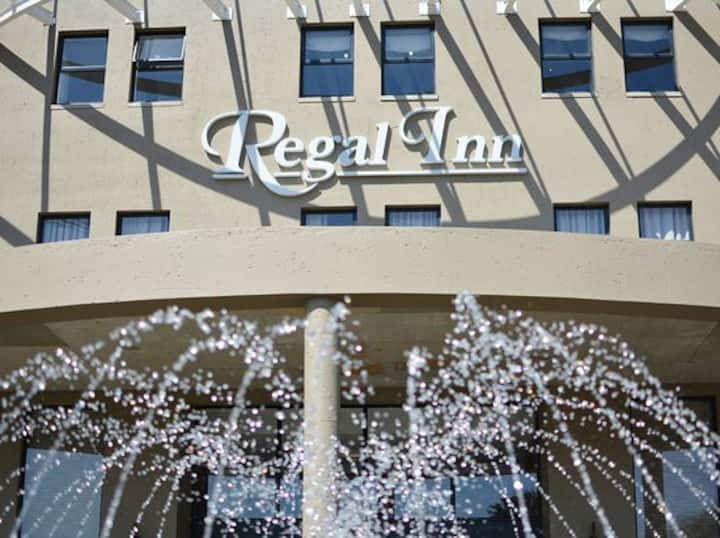 Regal Inn Midrand-Standard Double Room-101