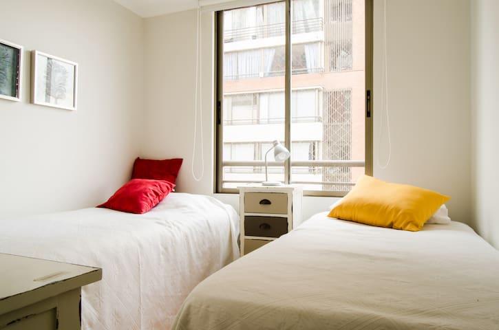 Habitacion Privada, Bellavista II - Recoleta - Apartment