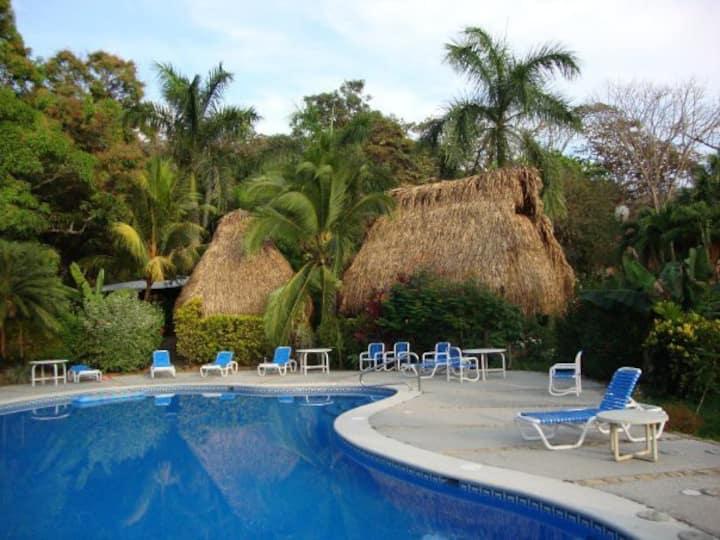 Jungle villa at Mal Pais Surf Camp #2