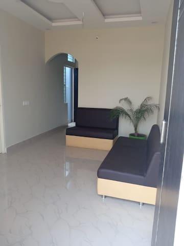 New Row house on Rent in Vaishnavi Dream City