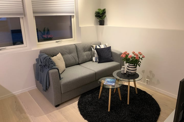 Brand new apartment in Tromsø centre! Ap1