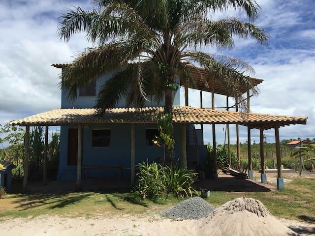 Casa Taipú de Fora. Barra Grande - Maraú - BA. - Maraú - Hus
