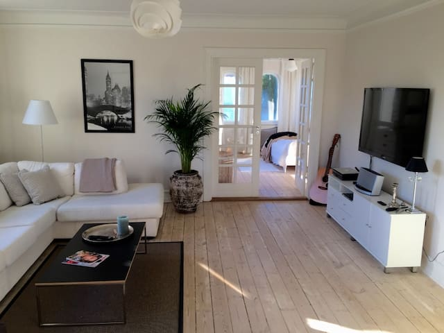 Spacious flat near Copenhagen - avail/this summer! - Lyngby