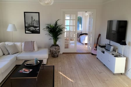 Charming flat near Copenhagen available July/Aug - Lyngby