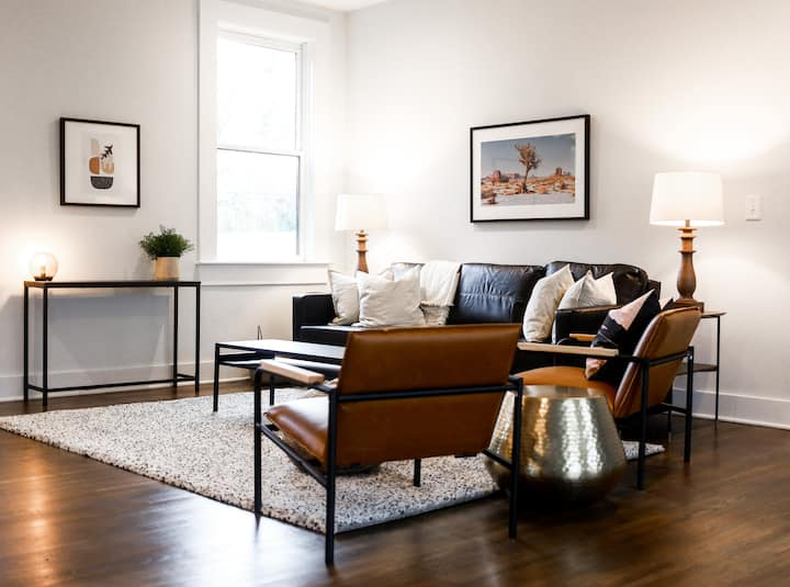 West Home | Newly Renovated Hotel-Style Buckhead Condo Suites