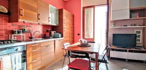 Cozy apartment in Cecina