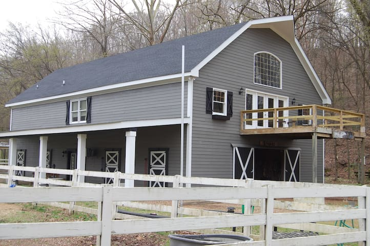 Poplar Creek Stables - Nashville - House