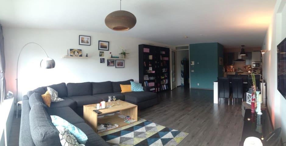 Nice/Spacious Apartment next to Market Hall–Blaak - Rotterdam - Wohnung