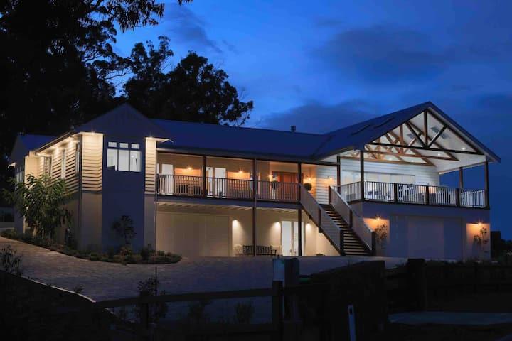 Hammock Hill - New luxury near Milton Park + lift