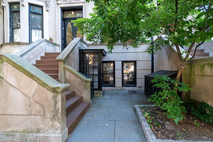 NEW! Perfect Brooklyn Heights Garden Apartment