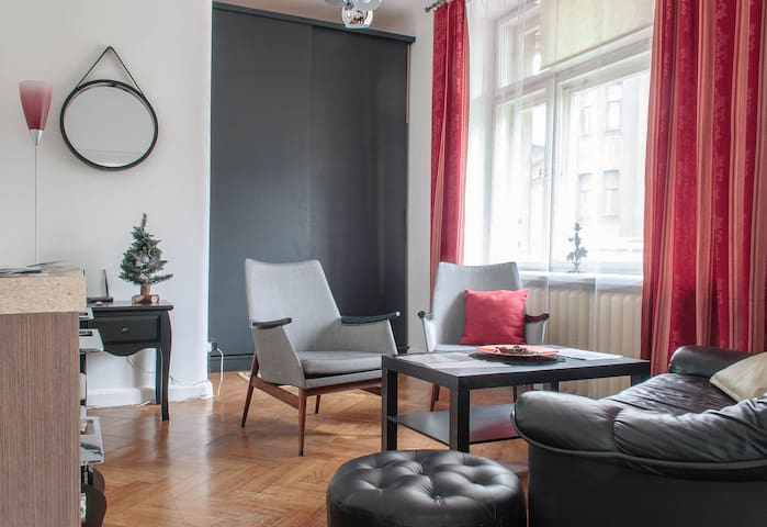 Central apartment close to Museum of Arts