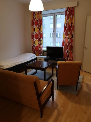 2rooms+kitchenet in Kallio
