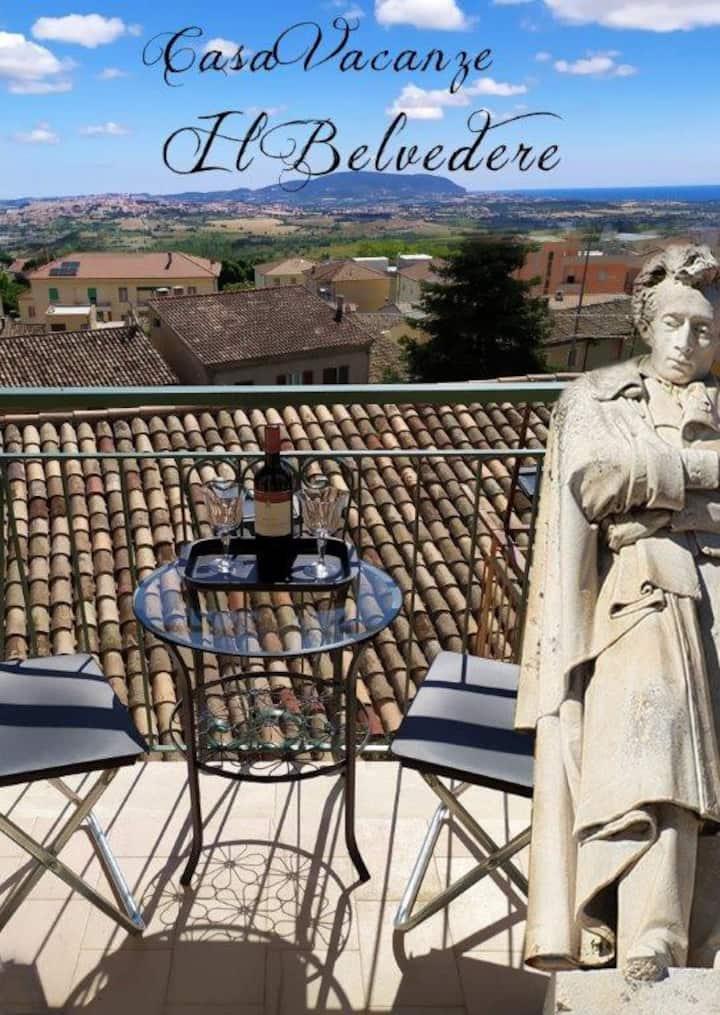 """Casa vacanze """"Il Belvedere"""""""