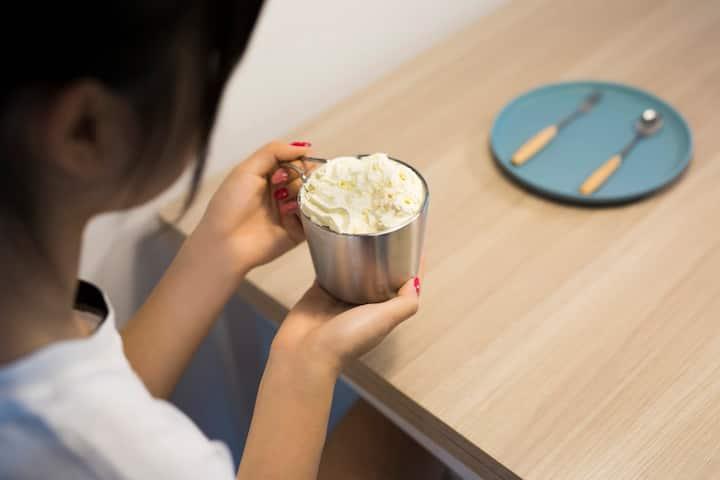 【雨沫】松江大学城万达工业风咖啡师1居室loft小屋(久住优惠)