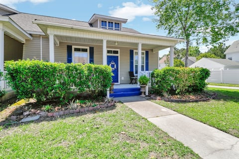 Newly Remodeled Lowcountry Escape!
