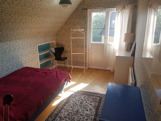 Room in house, old town Viken