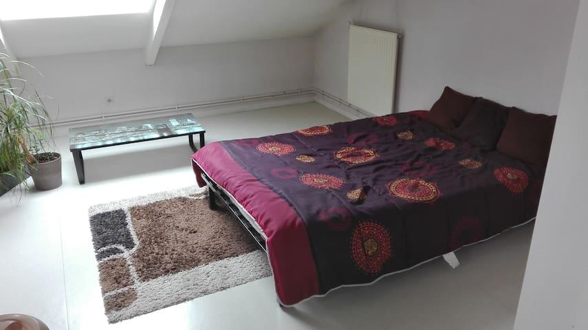 Chambre proche Paris - Melun - Lägenhet
