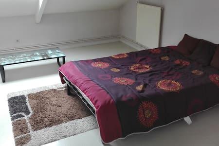Chambre proche Paris - Melun - Apartamento