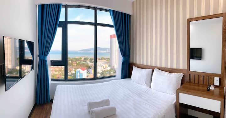 4★ 28th Floor Luxury Seaview Apartment 2BR2Baths