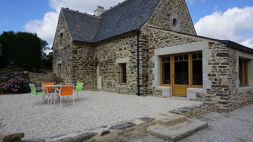Lezalain - Gîte de centre Finistère - Bretagne
