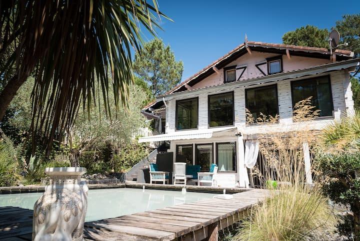 Villa Biscarrosse (Lac) Hautes Rives