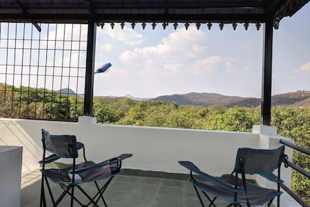 Valley  Views |nature|mango farm|eco|hills|orchard