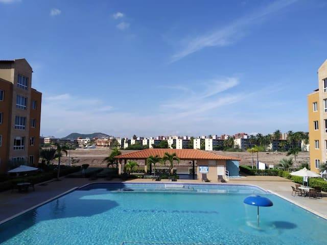 Bello Apartamento en Marina del Rey, Lechería