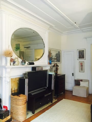 Entire Gorgeous Upper West Side Lofted Apartment