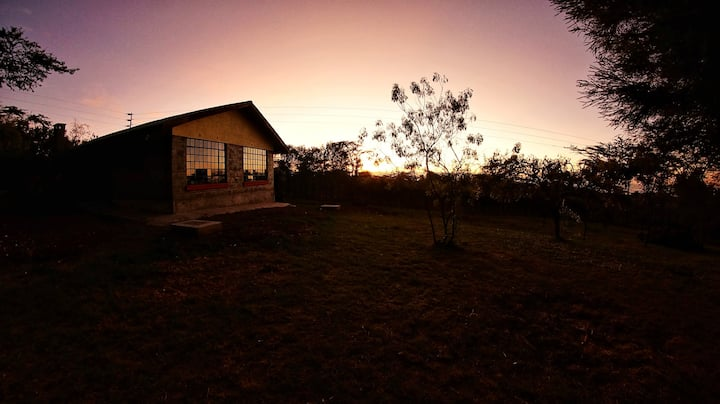 LOVELY TWO BEDROOM COTTAGE IN GREENPARK NAIVASHA