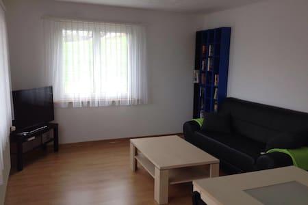 2 Zimmer Wohnung mit Balkon - Allenwinden