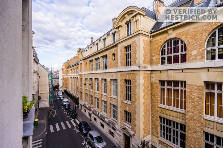 Cosy appartment in heart of Paris! - Parigi - Appartamento