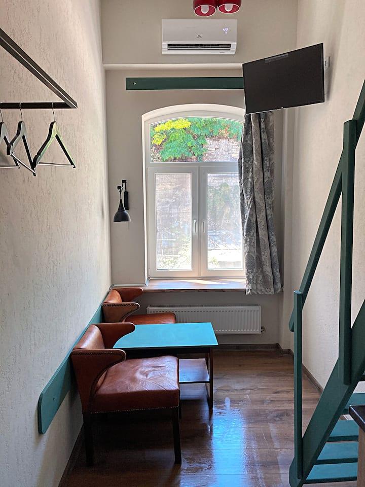 """Апартаменты двухуровневые без балкона """"2"""""""