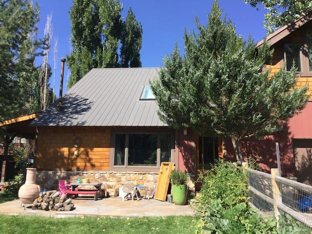 In town Basalt home - Basalt - Hus