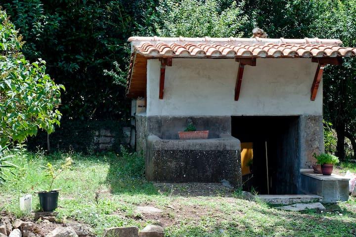 """GREEN CHARME HOUSE camera """"ARMONIA"""" - Gallicano Nel Lazio - Villa"""