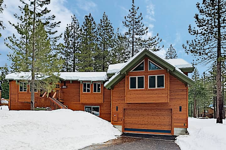 New Listing! Custom Alpine Home w/ Hot Tub