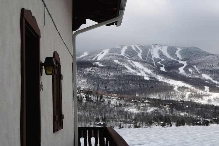 The Chalet in Mont-Tremblant - Gorgeous Views! - Mont-Tremblant - Apartmen
