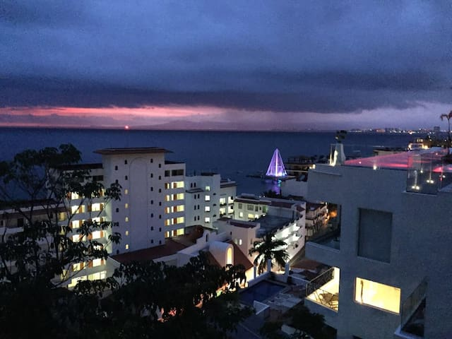 Ocean Blue Studio - Puerto Vallarta - Selveierleilighet