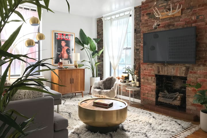 Style in the heart of Williamsburg + Private Bath