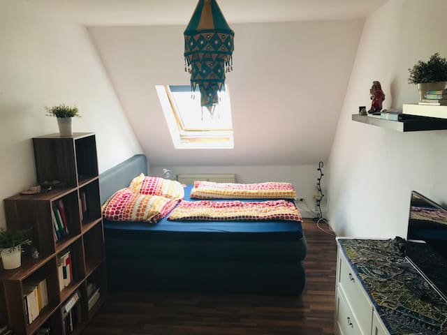 cozy room-roofterrace-heart of kreuzberg :)