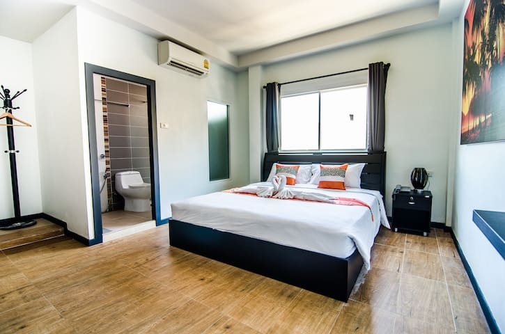 Superior Double room - Tambon Patong - Bed & Breakfast
